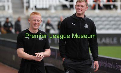 Mathew Longstaff Newcastle United