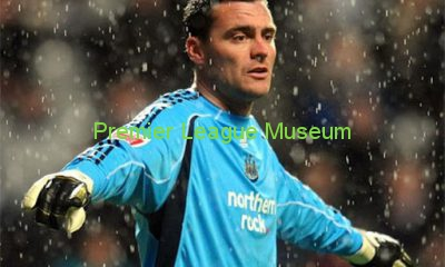 Steve Harper Newcastle United