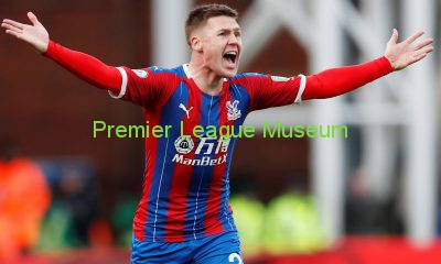 james mccarthy Crystal Palace