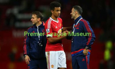 Cameron Bortwick Jackson Manchester United