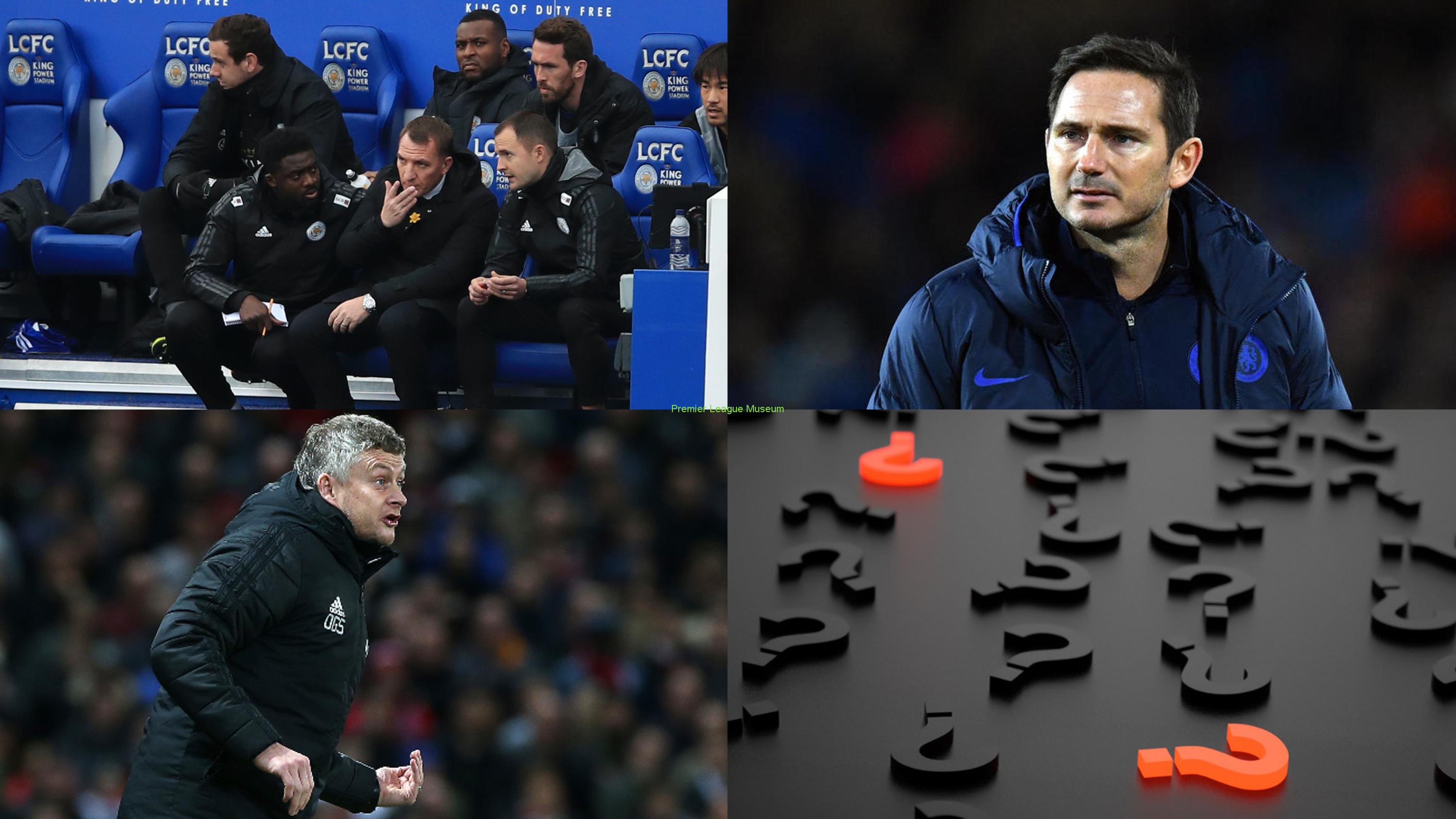 2019/2020 Champions League Spots
