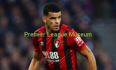 Dominic Solanke Bournemouth