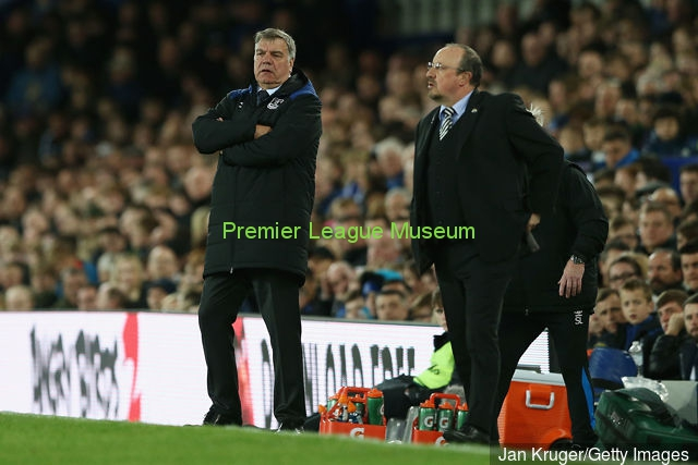 Sam Allardyce And Rafa Benitez