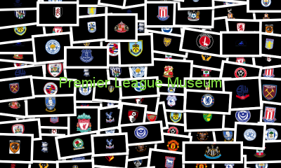 premier league clubs collage