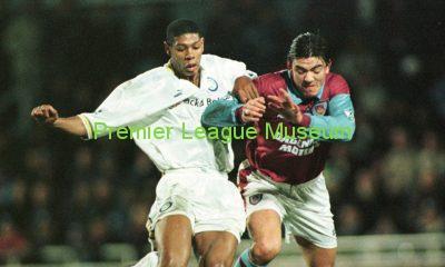 Carlton Palmer Leeds United