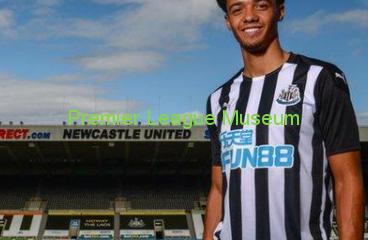 Jamal Lewis Newcastle