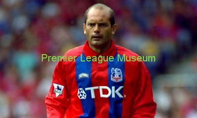 Ray Wilkins Crystal Palace