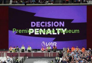 VAR Penalty