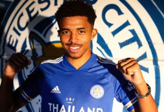 Wesley Fofana Leicester City