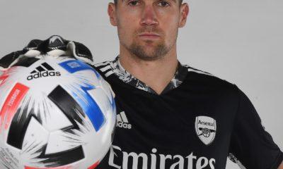 Mat Ryan Arsenal